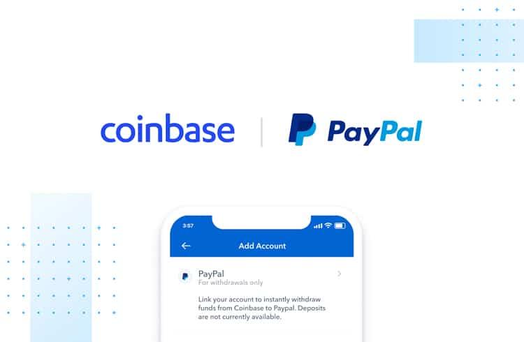 Receba Bitcoin diretamente na sua conta PayPal