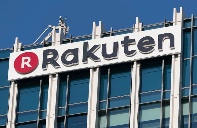 Empresa de compras online Rakuten aceita pagamentos com Bitcoin