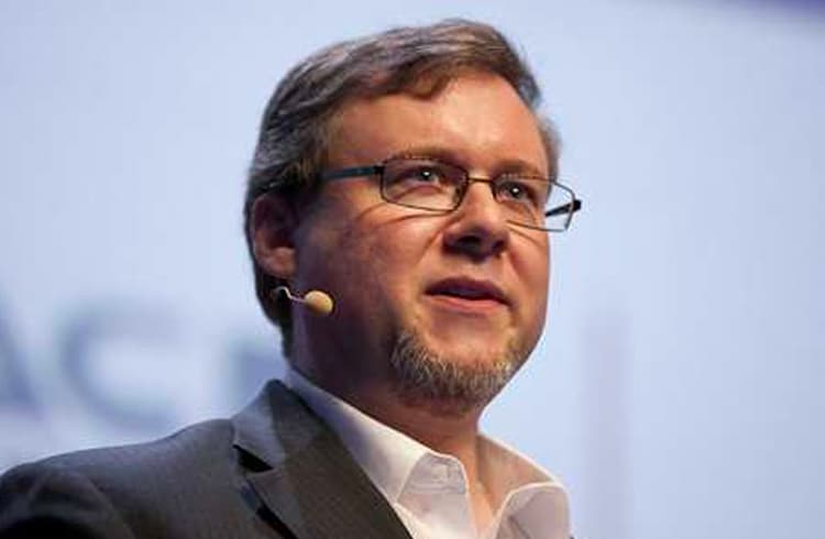 Jeff Garzik comenta a importancia do Blockchain para o setor imobiliário na conferencia do IBREA