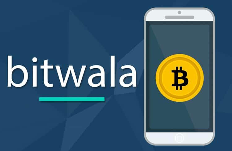 Bitwala lança aplicativo messenger que permite o envio de Bitcoin via chat.