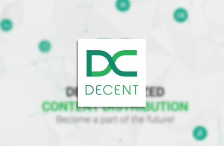 Decent uma plataforma de distribuição de conteúdo descentralizado