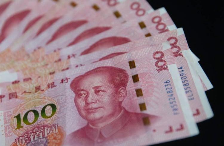 A depreciação do Yuan chinês (CNY) estimula o aumento do preço do Bitcoin