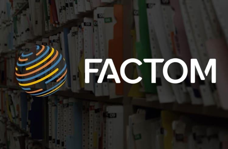 Factom levanta US $ 4,2 milhões na primeira série de Investimento com Associados