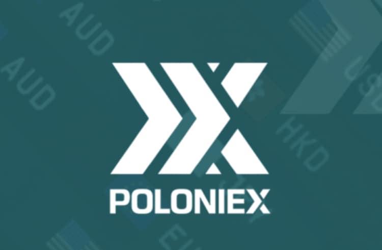 Poloniex apresenta instabilidade hoje pela manhã