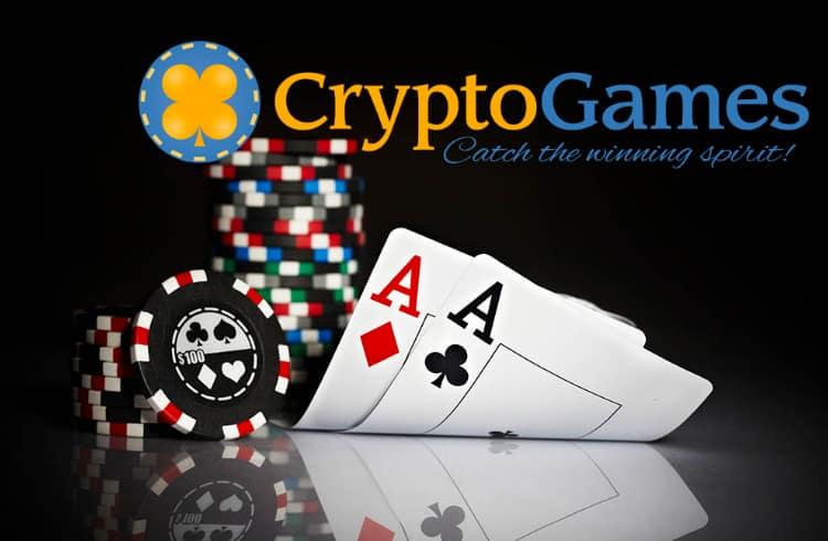 Crypto-Games - O mais novo site de apostas pagando mais de 5 BTC