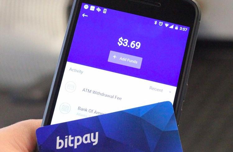 BitPay anuncia um crescimento de 1.800% em volume de Bitcoin