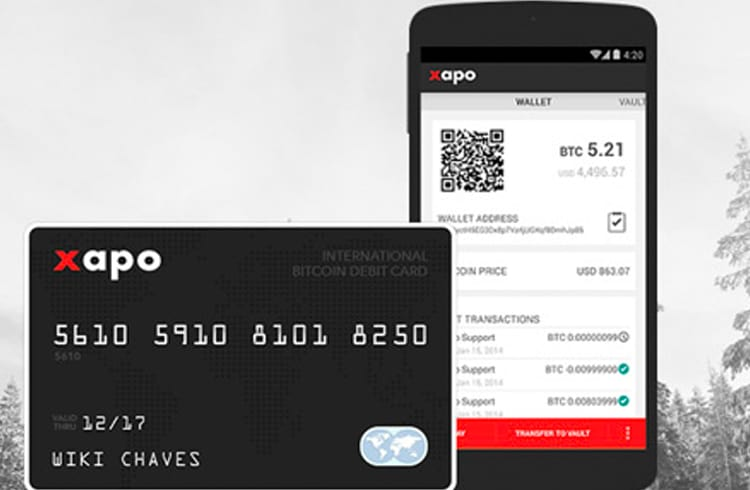 Tutorial: Como Solicitar um Cartão de Débito Xapo Bitcoin em 5 Passos