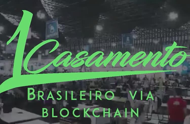 1ª Casamento Brasileiro via Blockchain na Campus Party 2017