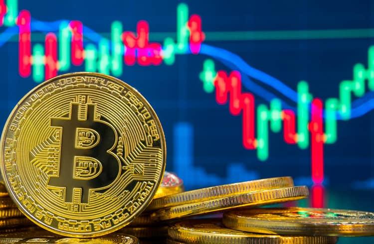 Bitcoin em baixa enquanto outras altcoins seguem em alta
