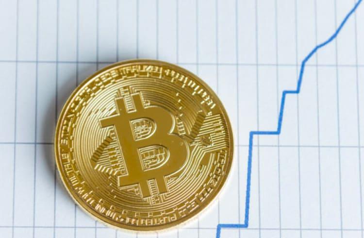 Bitcoin tem alta de U$1.050 durante o debate de divisão da rede