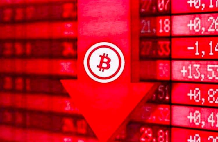 Conheça os motivos das principais quedas no preço do Bitcoin