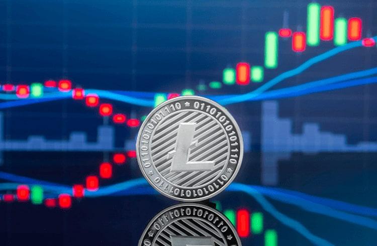 Entenda o motivo da última alta de preço do Litecoin