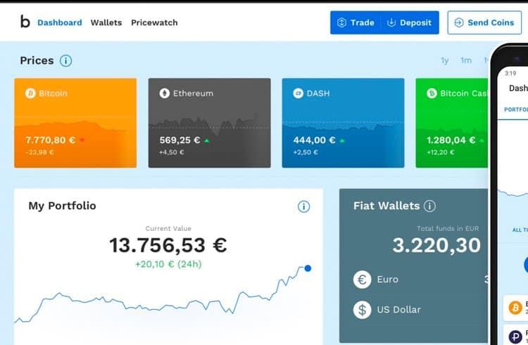 Exchange da Europa anuncia parceria com a Dash