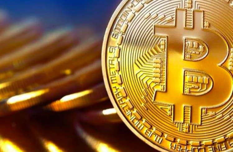 O crescimento e a procura por Bitcoin