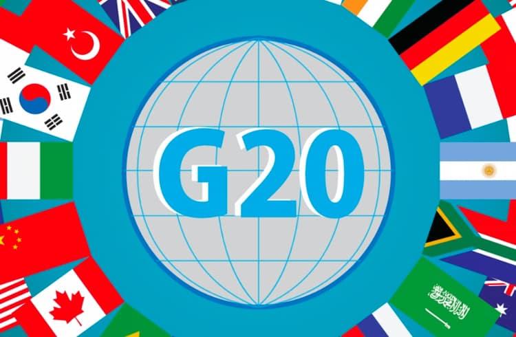 """Relatório do G20: Blockchain """"é a chave"""" para uma """"economia global inclusiva"""""""