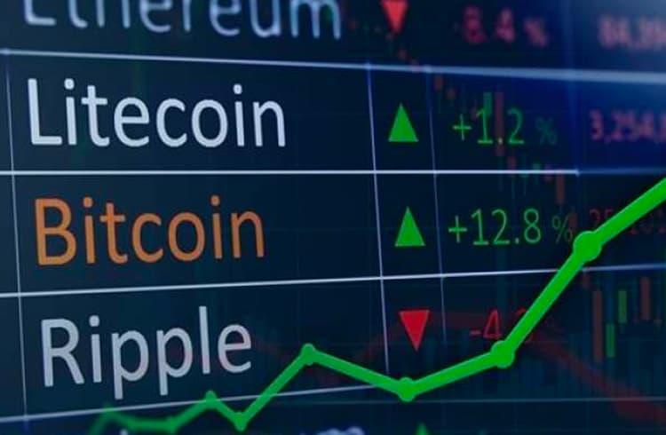 Mercado de criptomoedas atinge nível histórico de U$ 28 bilhões