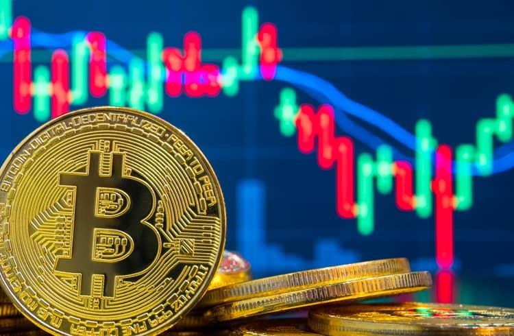 Nova alta no preço do Bitcoin bateu U$1200