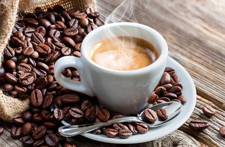 Vai um cafezinho com Blockchain?