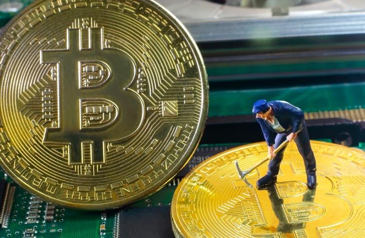 A mineração de Bitcoin nunca esteve tão poderosa e concorrida