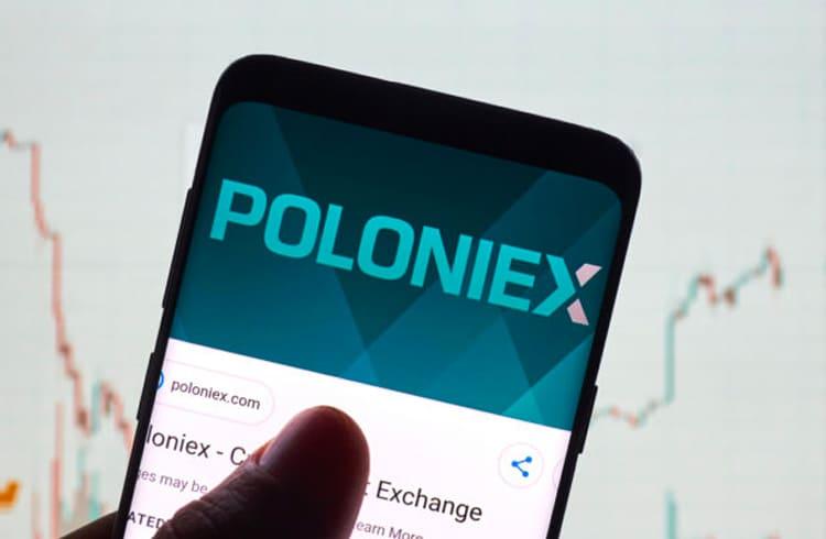 Poloniex a exchange que tinha credibilidade, mas agora nem tanto.
