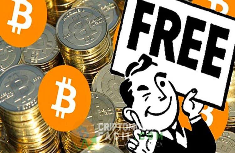 Transações de Bitcoin sem pagar taxa aos mineradores