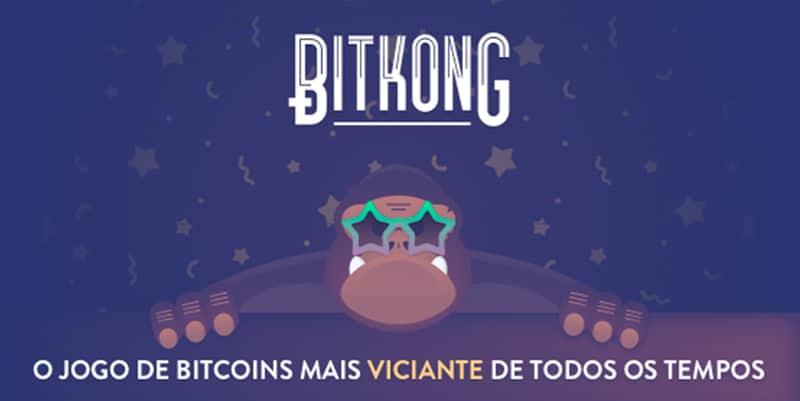 Bitkong - Um jogo divertido e viciante de Bitcoin