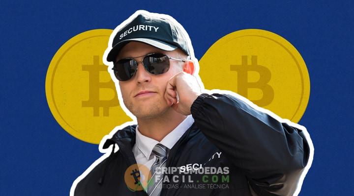 Como proteger com segurança seus bitcoins de um possível Hardfork?