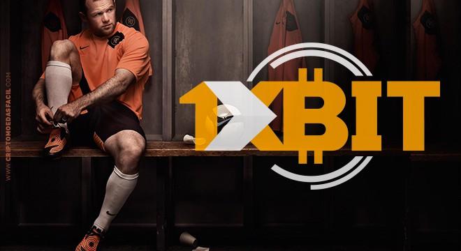 1xBit: apostas esportivas e cassino com criptomoedas