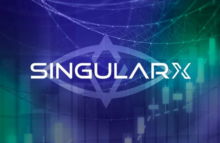 A SingularX, exchange descentralizadada SingularDTV, já está entre nós.