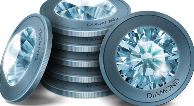 DMD Diamond: uma alternativa de armazenamento de riqueza