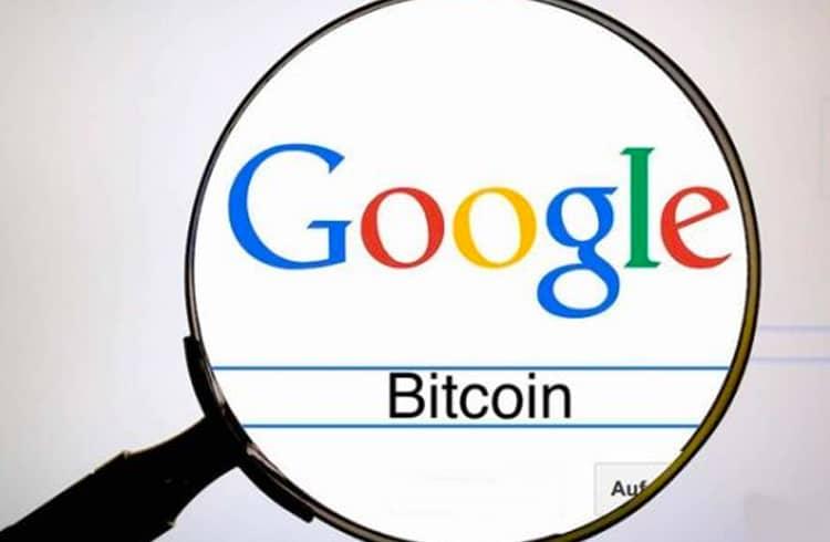 Pesquisas por Bitcoin no Google ultrapassam candidatos à presidência do Brasil