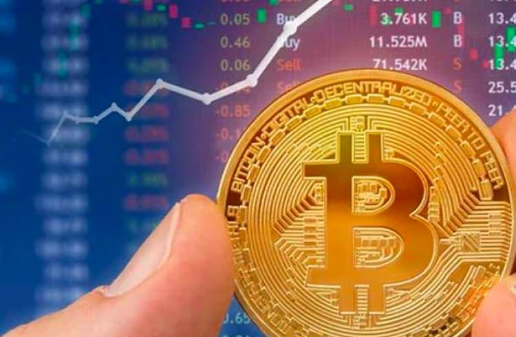 Preço do Bitcoin dispara e atinge máxima de R$47 mil no mercado brasileiro