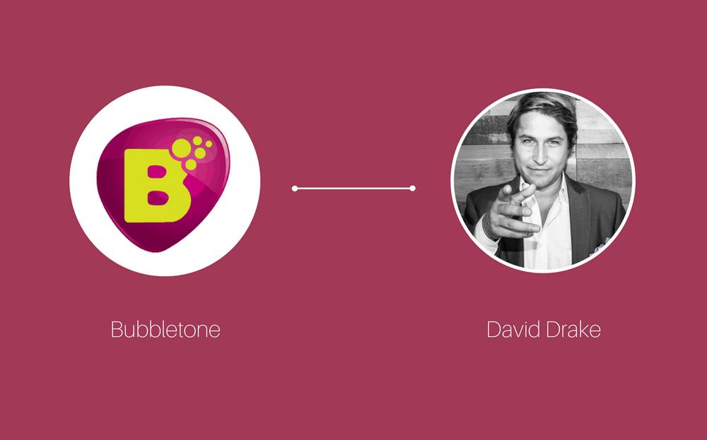David Drake junta-se à Bubbletone para aplicar a blockchain nas telecomunicações
