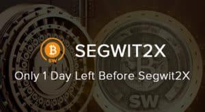 Urgente! SegWit2x poderá ser lançado amanhã