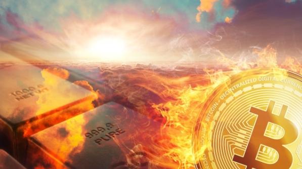 Padrão-ouro no Bitcoin?
