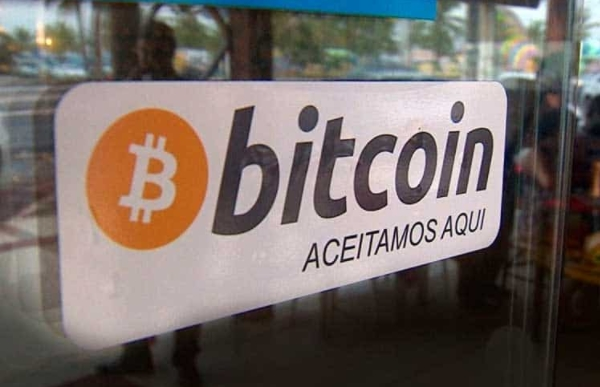 Comprando com Bitcoin
