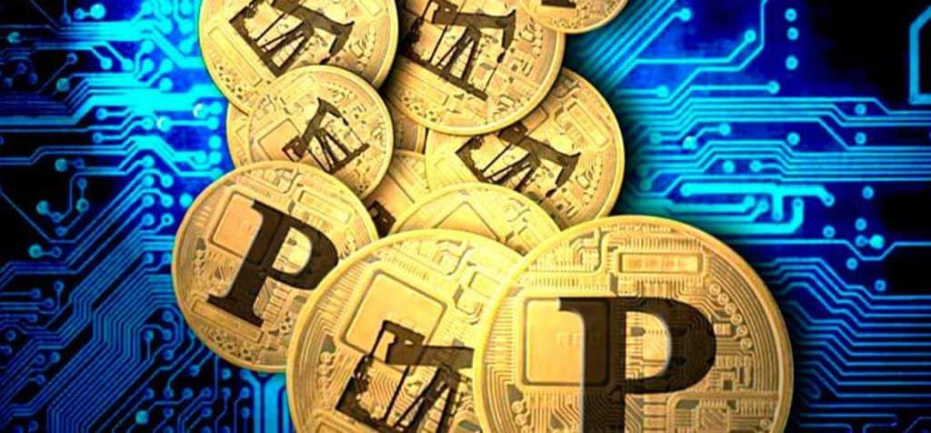 Venezuela está atrasada no depósito de tokens El Petro vendidos