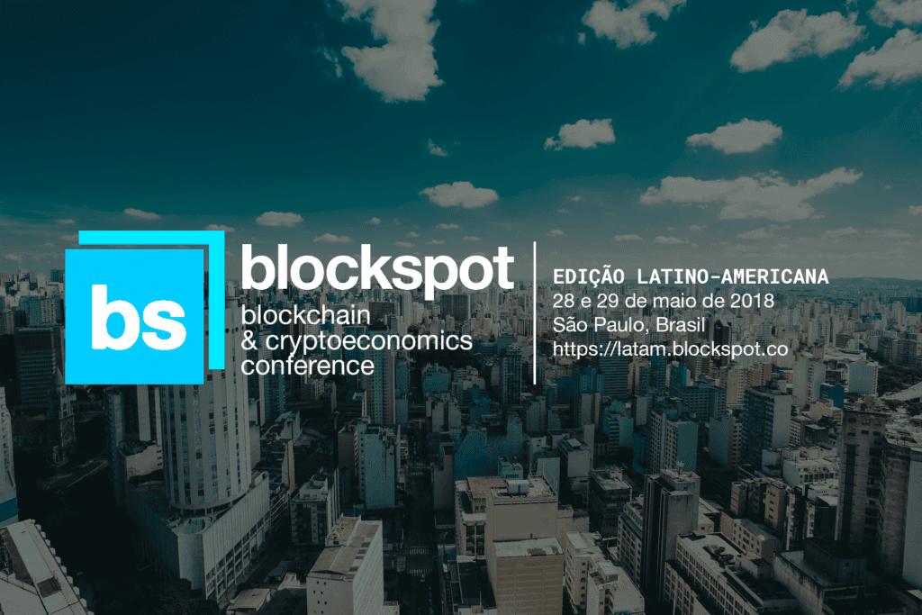 Conferência sobre blockchain e criptomoedas