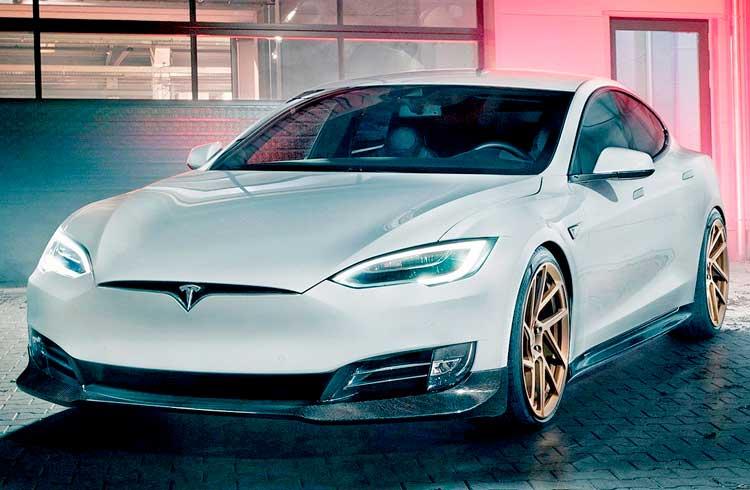 Bosch anuncia IOTA em veículos autônomos fabricados pela Tesla