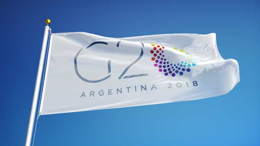 Documento final do G20: criptomoedas têm potencial de melhorar a economia global