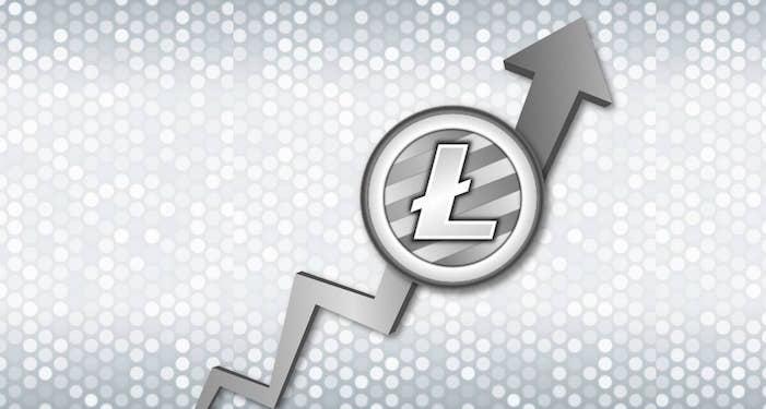 Preço da Litecoin mostra recuperação e atinge marca mais alta da semana