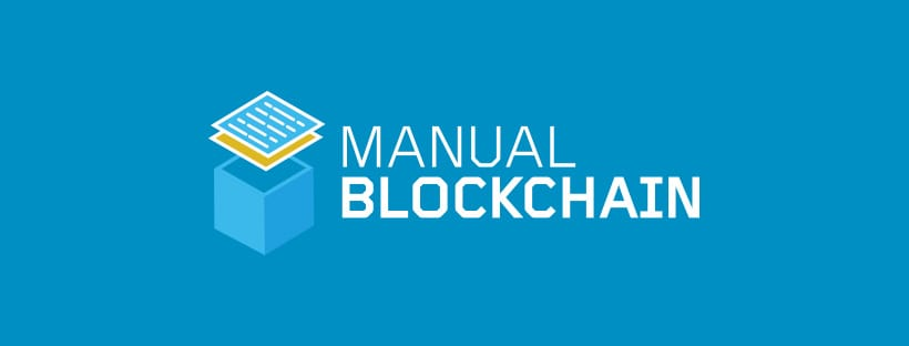 Manual Blockchain