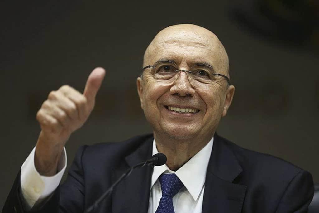 Henrique Meirelles diz que não há orientação para proibir criptomoedas no Brasil