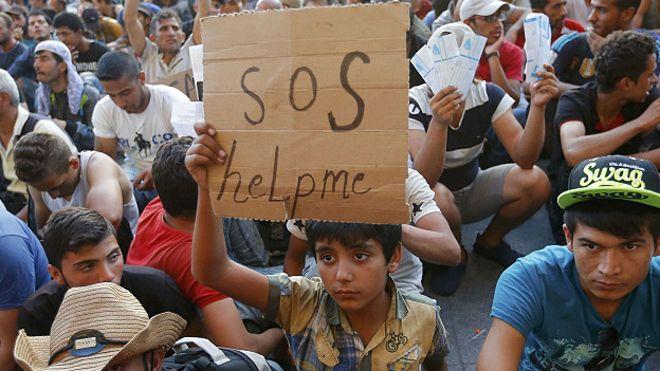 Bélgica doa mais de US$2 milhões para projeto de auxílio aos refugiados da Síria