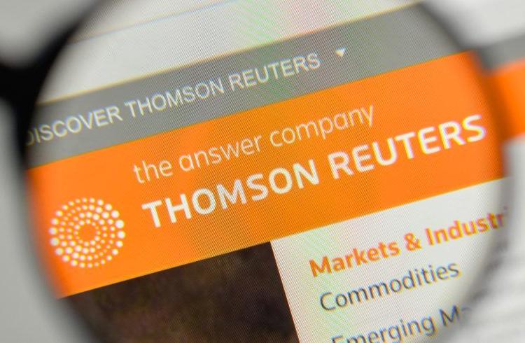 Agência de notícias Reuters lança rastreador de criptomoedas em tempo real