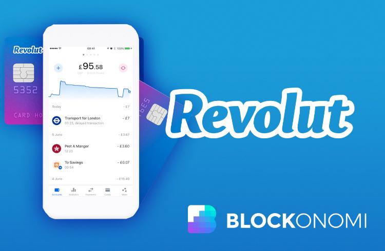 Aplicativo Revolut adiciona XRP e Bitcoin Cash às opções de criptomoedas