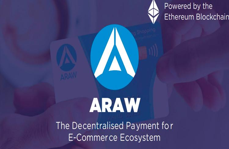 ARAW anuncia sua plataforma de pagamento e comércio eletrônico descentralizado