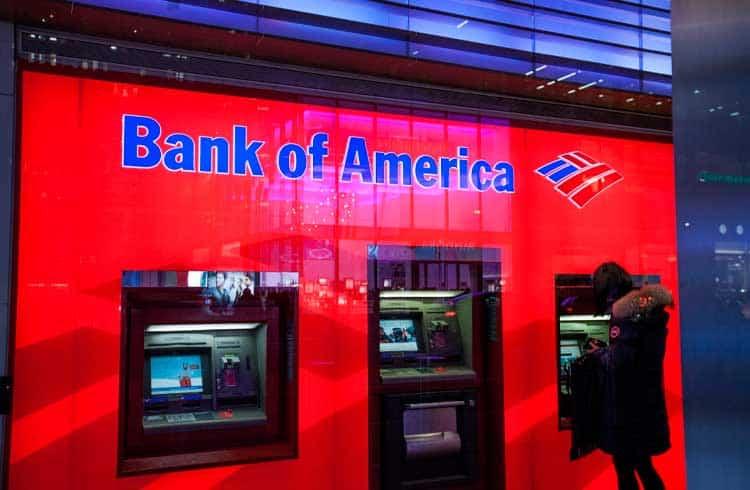 Bank of America fecha conta de clientes nos EUA por terem relação com criptomoedas