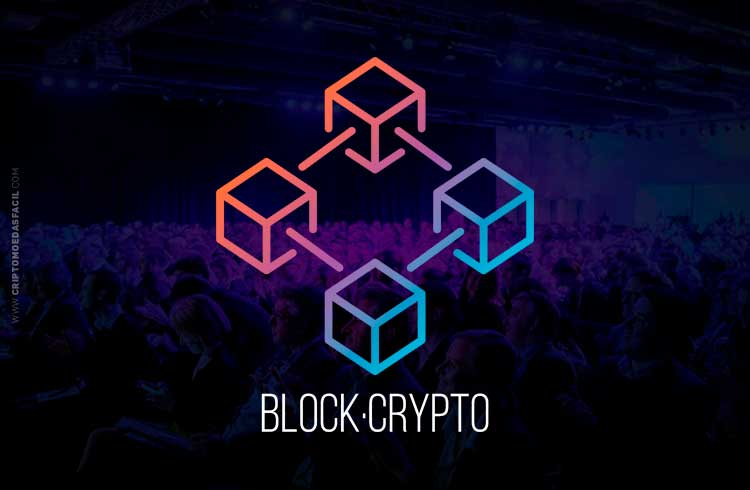 BlockCrypto Conference o maior evento sobre criptomoedas e blockchain do brasil