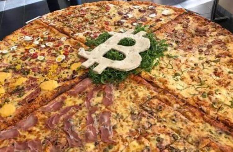 Comunidade cripto brasileira promove o Bitcoin Pizza Day Solidário